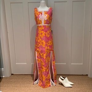 NWOT LILLY PULITZER ORIGINALS Long Dress size 6